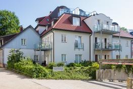 Rückseite Villa Wagenknecht Boltenhagen