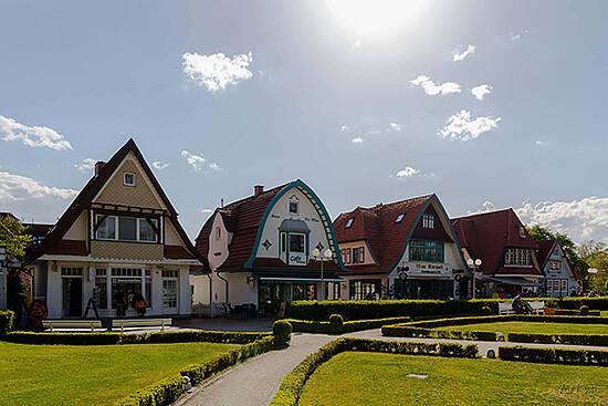 Villa Wagenknecht Boltenhagen