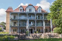 Villa Wagenknecht im Ostseebad Boltenhagen in Mecklenburg-Vorpommern