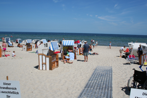 Strand Ostseebad Boltenhagen
