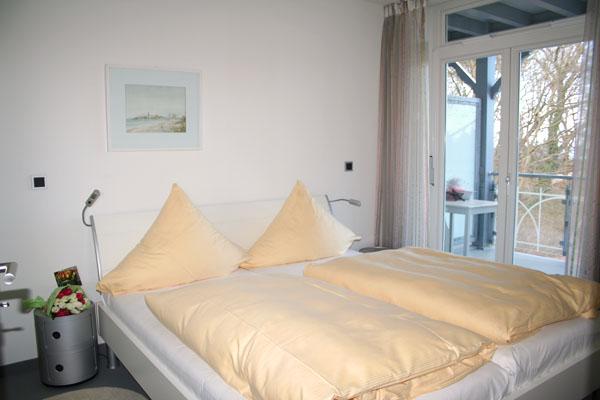 Schlafzimmer | Ferienwohnung 08 | Villa Wagenknecht