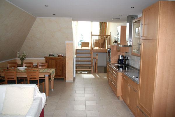 Wohnzimmer | Ferienwohnung 10 | Villa Wagenknecht
