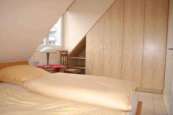 Schlafzimmer | Ferienwohnung 10 | Villa Wagenknecht