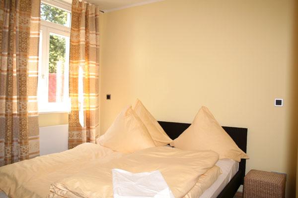 Schlafzimmer   Ferienwohnung 15   Villa Wagenknecht