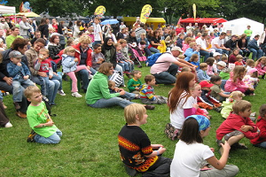 Sommerserenade 2018 - Kindertheaterfestival