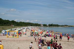 15. Boltenhagener Beach-Tennis-Cup an der Ostsee